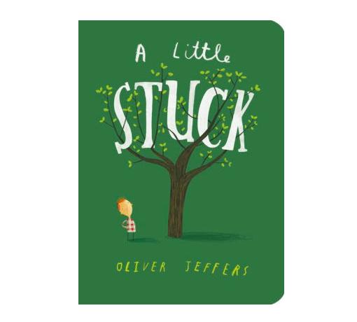 Penguin Randomhouse A Little Stuck Board Book