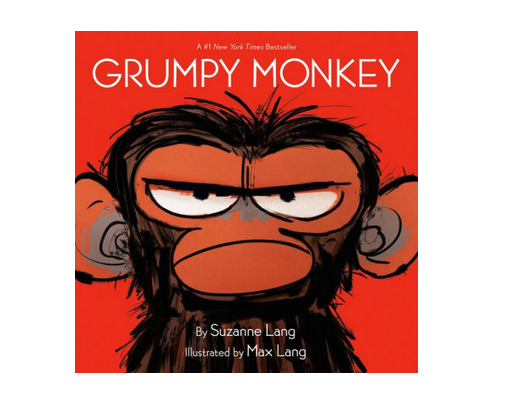 Penguin Randomhouse Grumpy Monkey