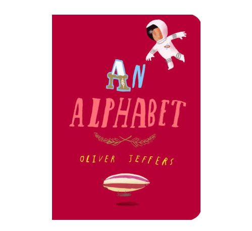Penguin Randomhouse An Alphabet Board Book