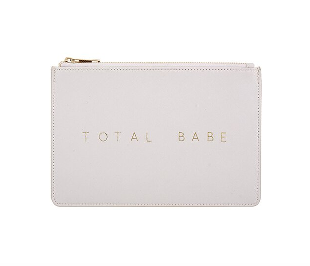 Creative Brands Leather Pouch - Total Babe