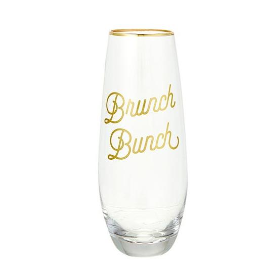 Creative Brands Brunch Bunch - Champagne Glass
