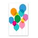 Rock Scissor Paper Balloons Enclosure Card
