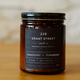 Grant Street Candle Co. Mahogany + Takewood 9oz Candle