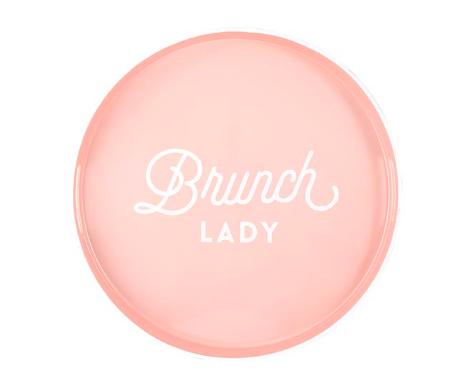 Creative Brands Brunch Lady Bar Tray
