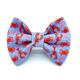 Banjo's Bows Crab & Lobster Dog Bow Tie