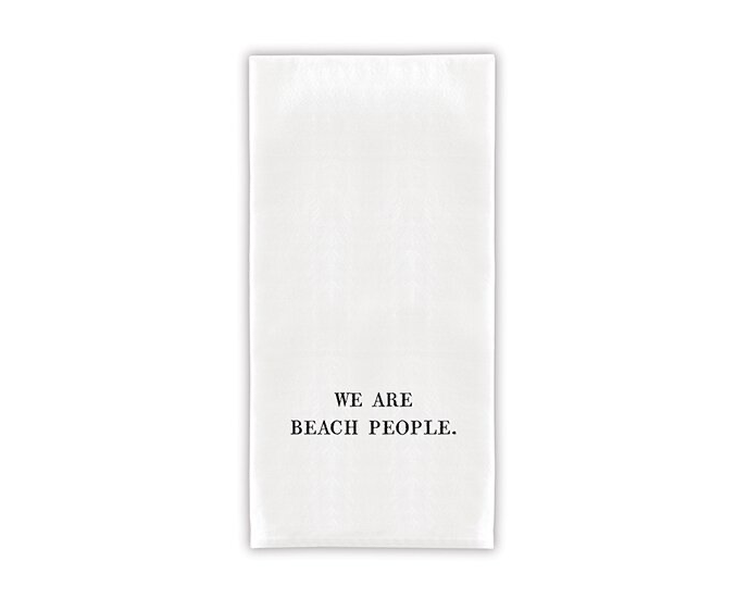Creative Brands Beach People Tea Towel