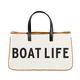 Creative Brands Canvas Tote - Boat Life