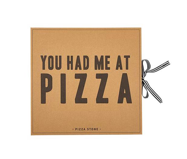 Creative Brands Cardboard Book Set - Pizza Stone