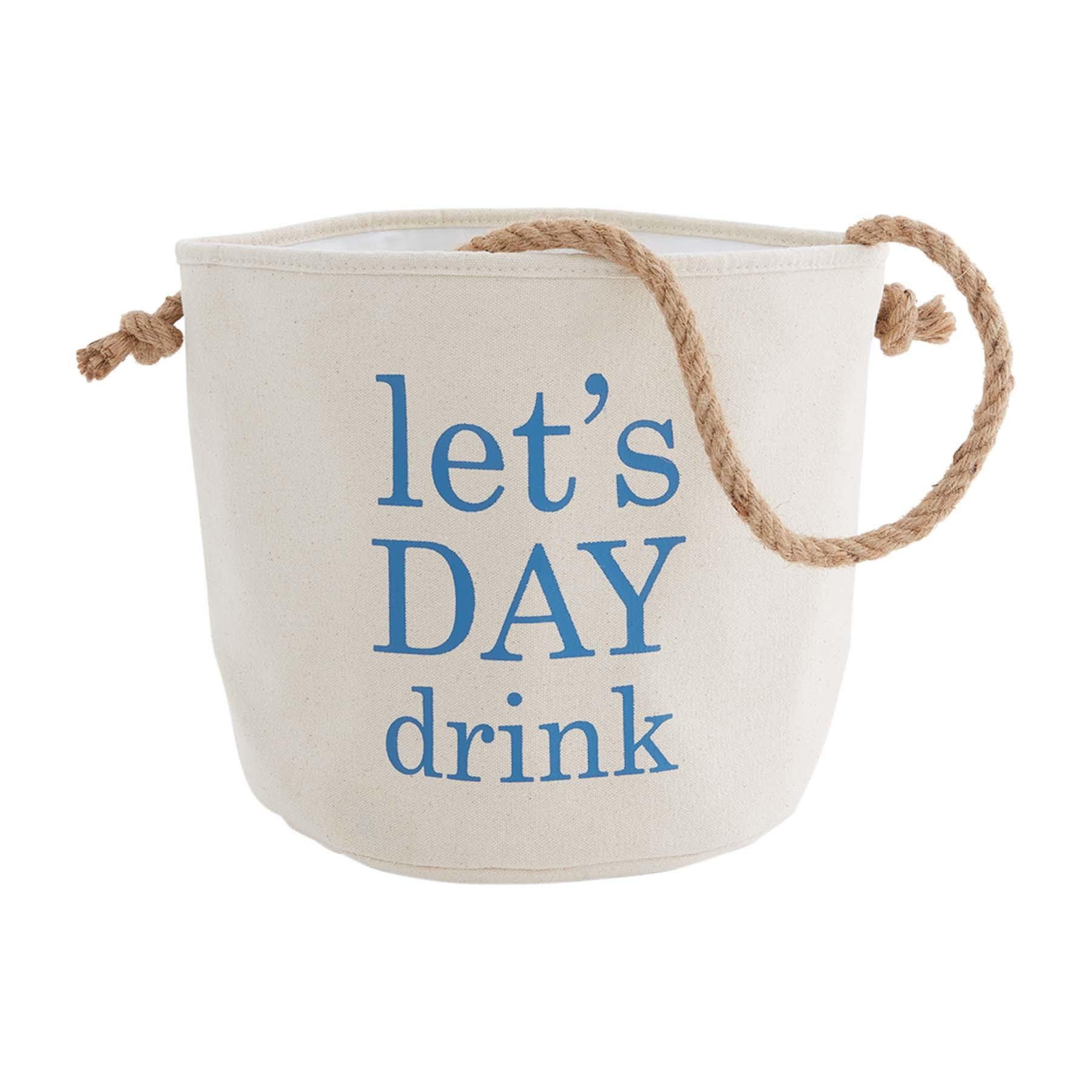 Mud Pie DAY DRINK COOLER BAG
