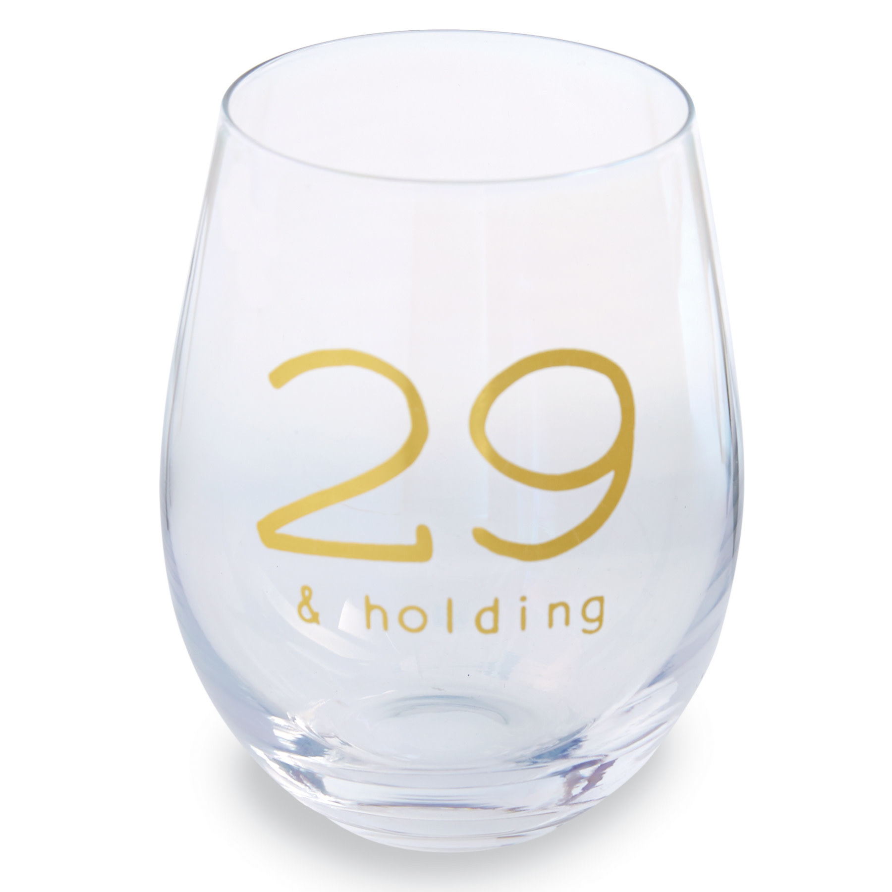 Mud Pie 29 BOXED WINE GLASS SET