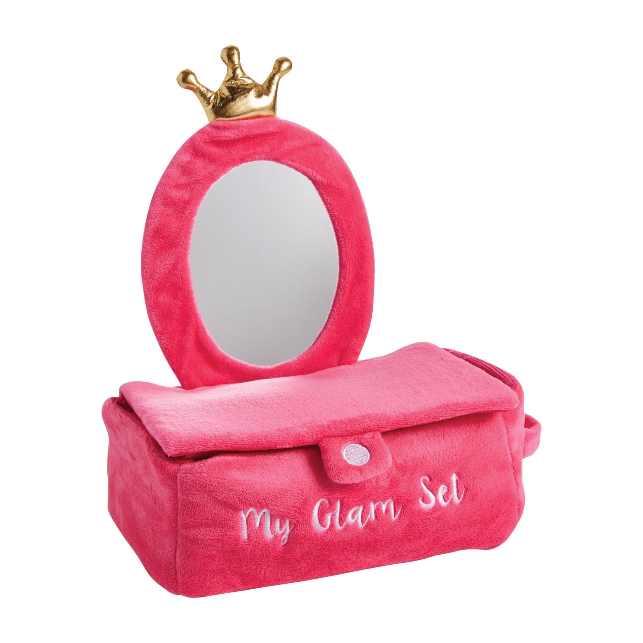 Mud Pie My Glam Plush Set