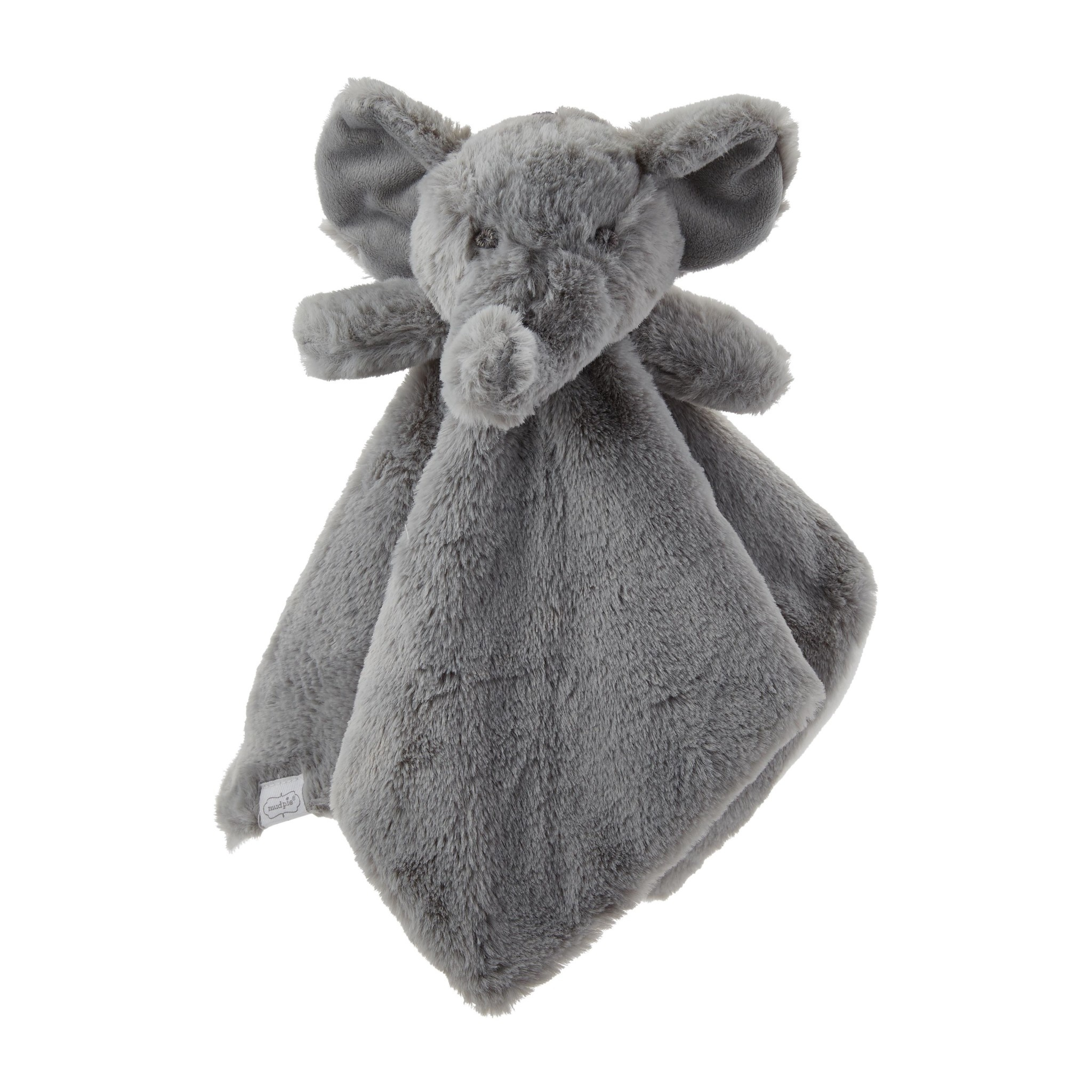 Mud Pie Elephant Plush Woobie