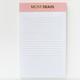 Chez Gagne Mom Brain Notepad