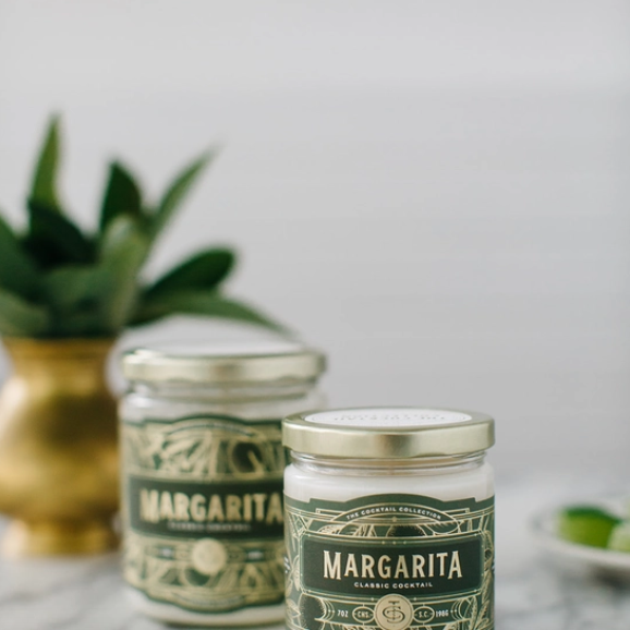 Rewined Margarita candle (7 oz)