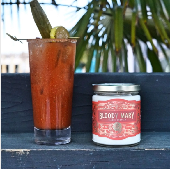 Rewined Bloody Mary Candle (7 oz)