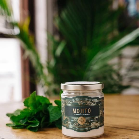 Rewined Mojito Candle (7 oz)