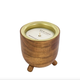 Rewined Bordeaux Blanc Barrel Aged Candle
