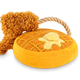 P.L.A.Y. Pet Lifesytle and You Chicken & Woofles Dog Toy