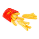 P.L.A.Y. Pet Lifesytle and You French Fries Dog Toy