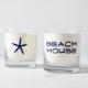 Vital Industries Beach House Candle - Starfish