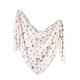 Copper Pearl Knit Swaddle Blanket Baja