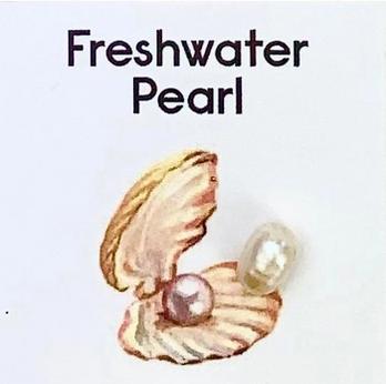 TOPS Malibu Little Surprise Freshwater Pearl