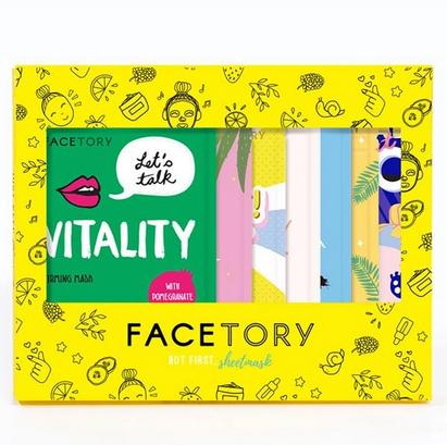 FaceTory 7 Days of Masking Gift Set