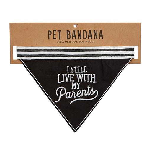 Creative Brands I Still Live With My Parents Dog Bandana