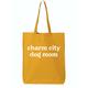 Dogs of Charm City Charm City Dog Mom Tote Bag