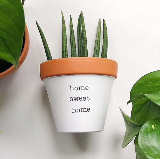 Rally & Roots Home Sweet Home Planter