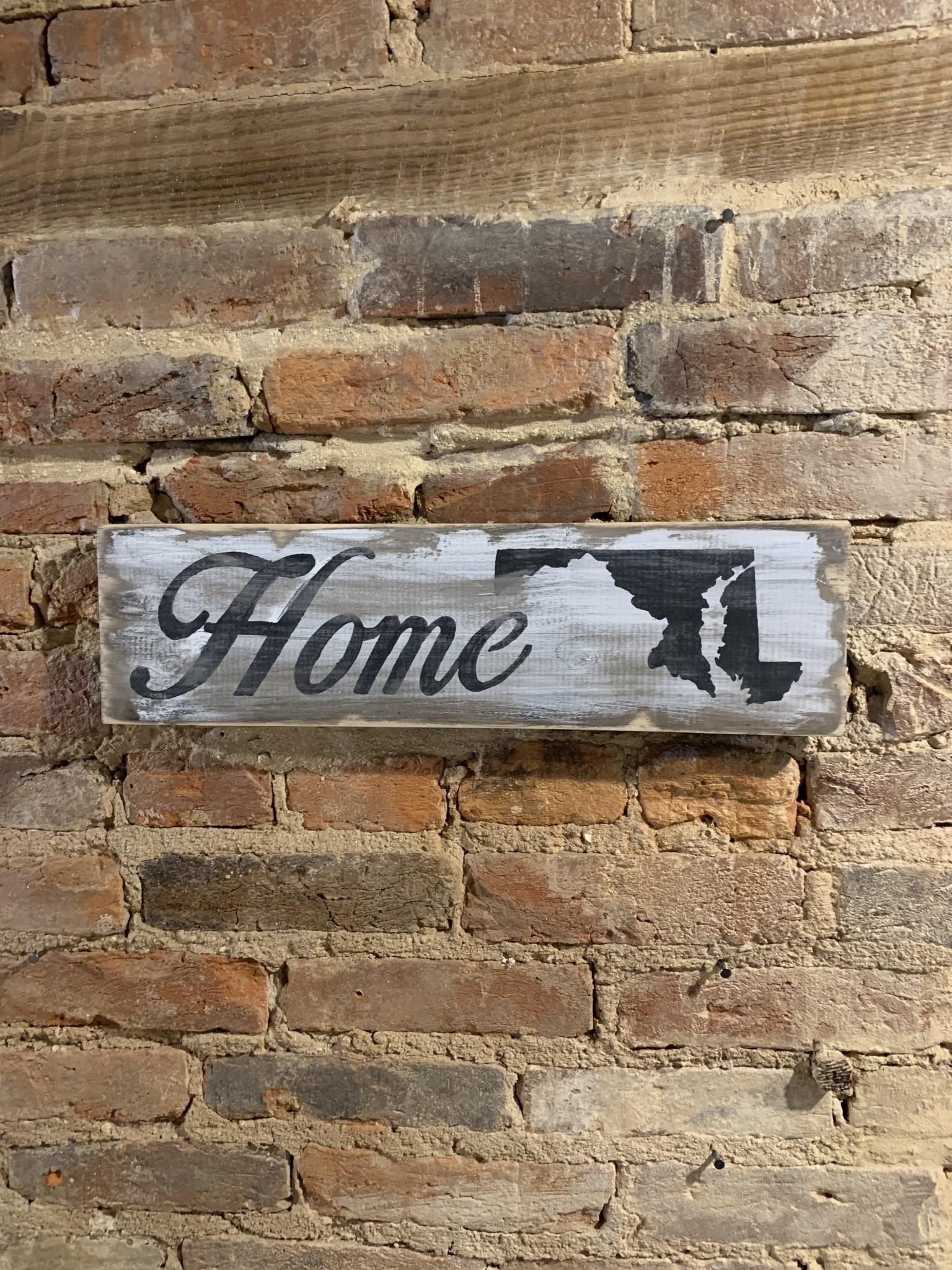 Pretty Little Detailz Mini Home Sign