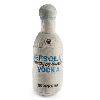 Haute Diggity Dog Arfsolut Vodka Dog Toy