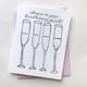 Steel Petal Press Cheers Birthday Girl Birthday Card