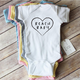 Paper Cow Clothing Beach Baby Baby Bodysuit