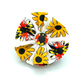 Banjo's Bows Maryland Black Eyed Susan Dog Blossom