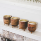 Rewined Champagne Barrel Aged Candle