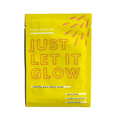 patchology moodmask™ Just Let It Glow Sheet Mask