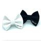 Banjo's Bows I do too Wedding Dog Bow Tie