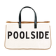 Creative Brands Canvas Tote - Poolside