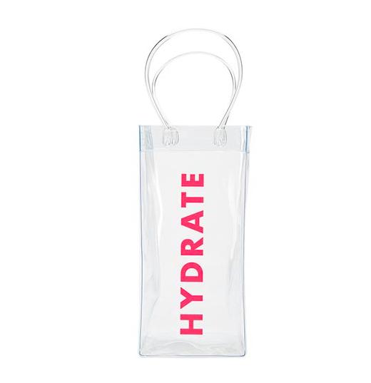 Creative Brands Clear Wine Bag-Hydrate