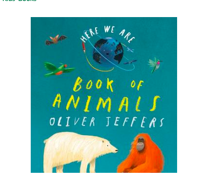 Penguin Randomhouse Here We Are: Book of Animals