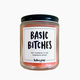 Brittany Paige Basic Bitches Pumpkin Spice Candle