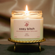 Evil Queen Cozy Bitch Candle