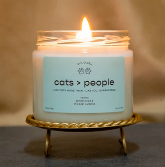 Evil Queen Cats > People Candle