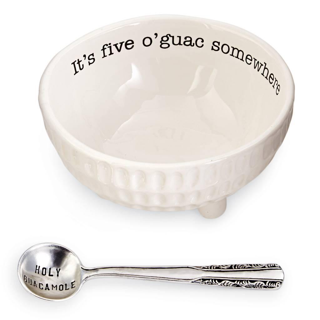 Mudpie GUACAMOLE DIP CUP SET