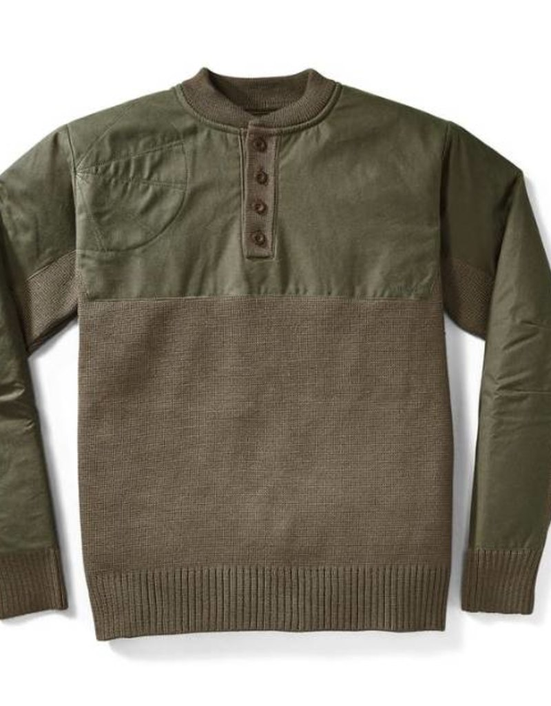 FILSON FILSON henley guide sweater