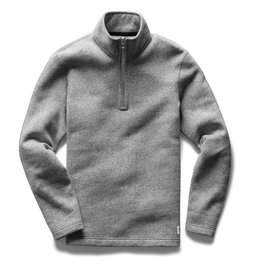 Reigning Champ REIGNING CHAMP Tiger Fleece Half Zip Pullover