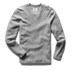 Reigning Champ REIGNING CHAMP interlock longsleeve
