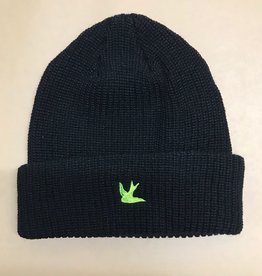 CIVIC DUTY beanie 2019 -  lime sparrow