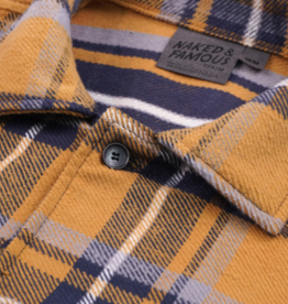 Naked & Famous Denim NAKED AND FAMOUS Heavyweight Vintage Flannel